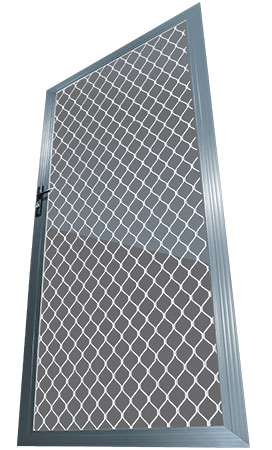 security grille door