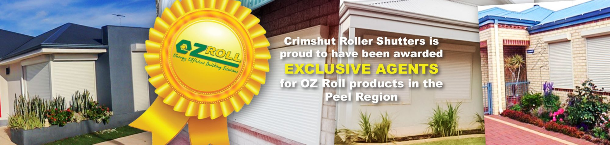 Ozroll Roller Shutters