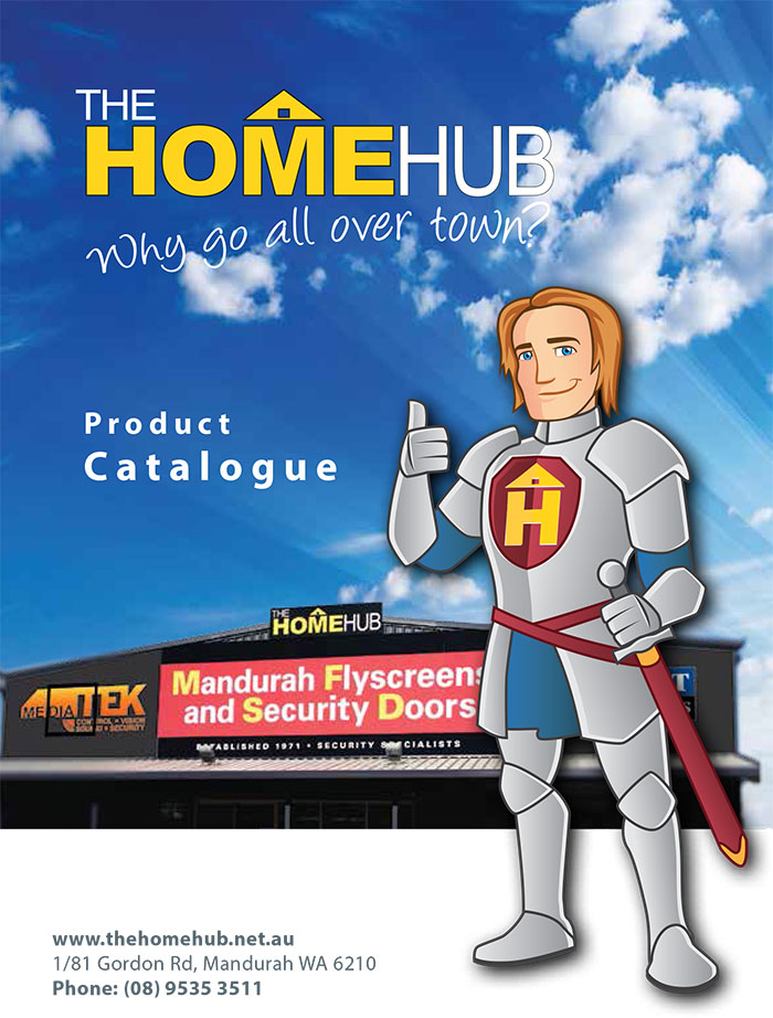 home hub product catalogue